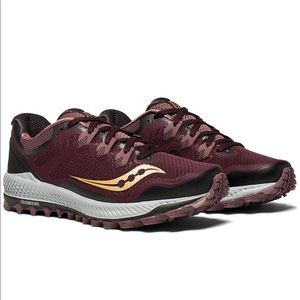 Saucony Peregrine 8 running trail shoes